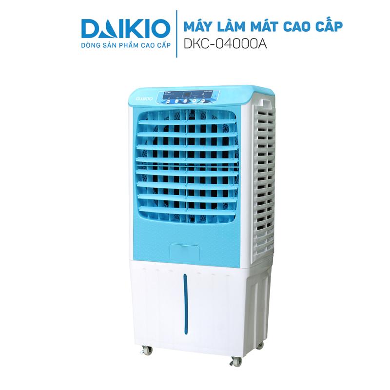Máy làm mát không khí Daikio DKA-04000A cao cấp - Quạt điều hòa hơi nước Daikio sức gió 4000m3/h