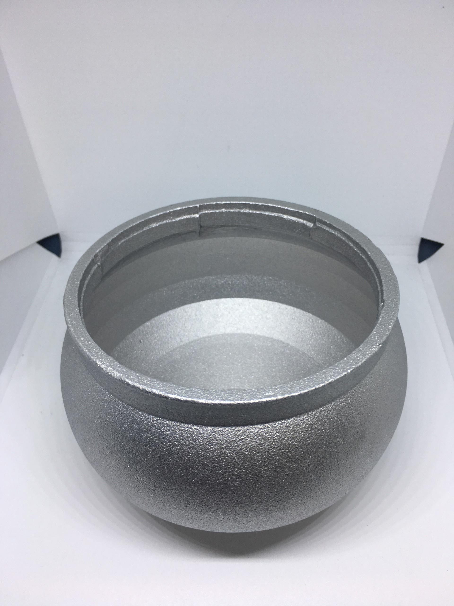 Abezo-Nồi cơm niêu nhôm đúc nguyên khối 600Gr Gạo