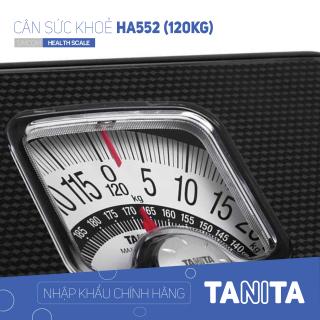 Cân sức khoẻ cơ học TANITA HA552,chính hãng nhật bản,cân điện tử,cân cơ học,cân chính hãng,cân nhật bản,cân sức khoẻ y tế,cân sức khoẻ gia đình,cân sức khoẻ cao cấp,120kg,130kg,150kg,Cân phân tích chỉ số cơ thể,Cân sức khoẻ min thumbnail