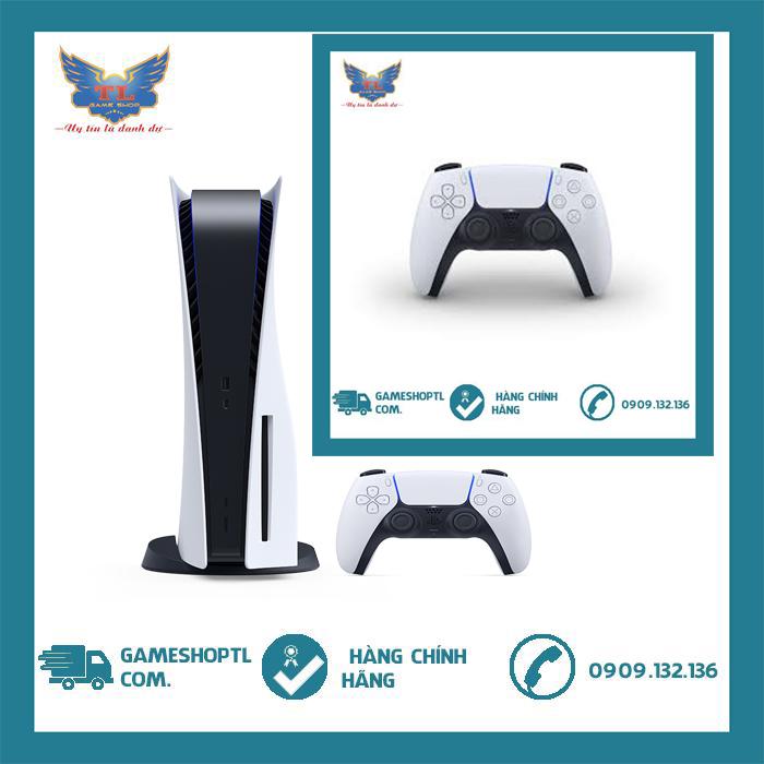 Máy Chơi Game Sony PS5 Playstation 5 - Hàng Chính Hãng [TRẢ GÓP 0%]