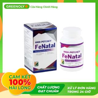 Viên Uống Bổ Sung Sắt David Health 30 Viên - Greenoly Việt Nam phân phối chính hãng thumbnail