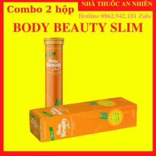 Combo 2 hộp Viên sủi giảm cân BODY BEAUTY SLIM CHĨNH HÃNG - AN001 thumbnail
