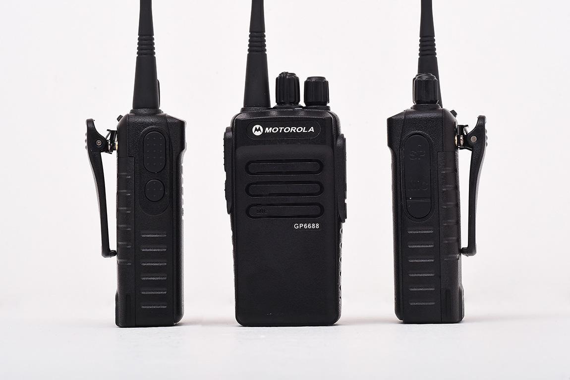 Bộ 2 máy bộ đàm Motorola CP6688