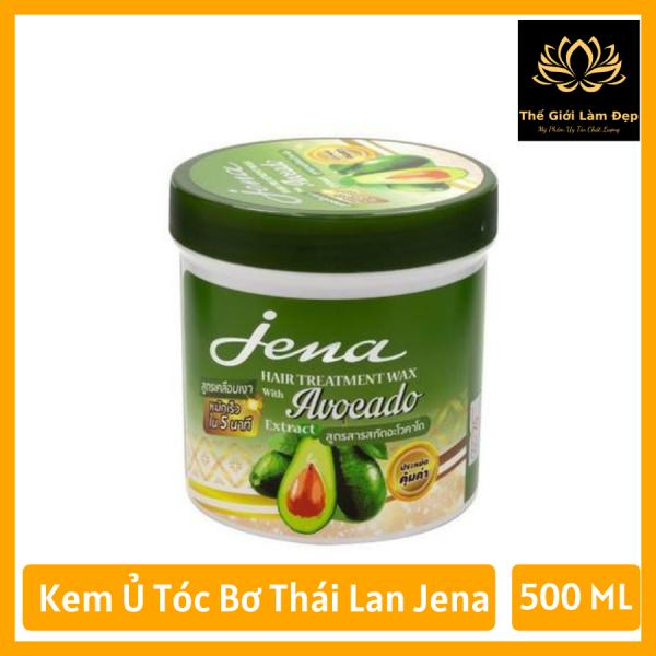 Kem ủ tóc bơ Thái Lan Jena 500ml