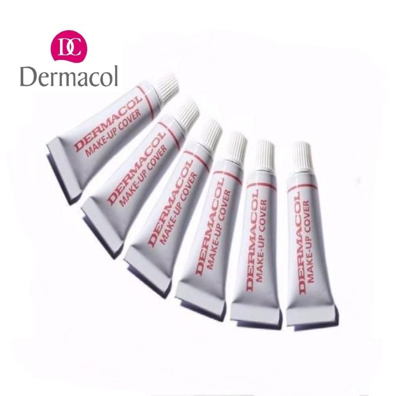 Kem Nền Che Khuyết Điểm, Che Hình Xăm Dermacol Make-Up Cover Mẫu Tester 4g