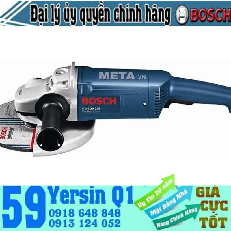 Máy Mài Góc Bosch GWS 20-230 2000W