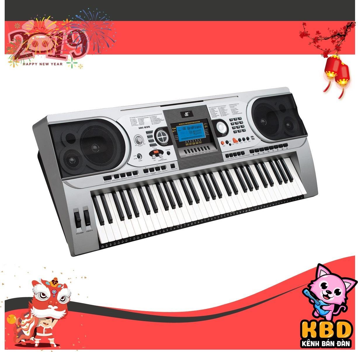 Đàn Organ Mk-935 Keyboard Cho Người Mới Tập Chơi - Bảo Hành 12 Tháng - Phân Phối Chính Thức Bởi Kênh Bán Đàn By Kênh Bán Đàn Qn.