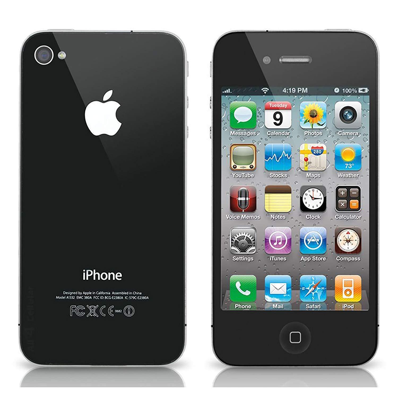 Điện thoại độc cổ iphone4 - 8gb giá rẻ tặng kèm sim 3g 10 số