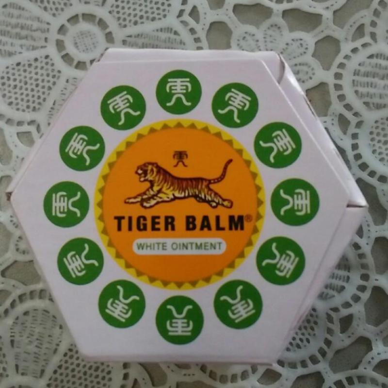 Dầu Tiger Balm White 10gr