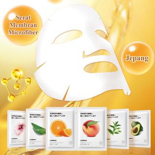 Mặt nạ giấy 5 miếng Lanbena Dưỡng Ẩm Chống Lão Hóa Tái Tạo Da Se Khít Lỗ Chân Lông Face Mask Moisturizing Anti-aging thumbnail