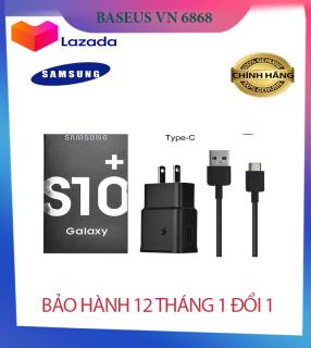 [HCM]Bộ Sạc Nhanh Samsung S8 S9 Note 8 Note 9 Samsung S10 S9 S8 Plus Chính Hãng - Cáp Sạc Type - C thumbnail