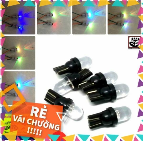 [ 1 chiếc] Đèn xi nhan nháy 7 màu-Xi nha 7 màu siêu hot-Đèn xi nhan nháy-Đèn xi nhan