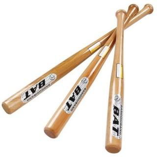 Gậy bóng chày Gỗ Thông chắc chắn, có độ bền rất cao, phù hợp với chơi thể thao, đồ trang trí thumbnail