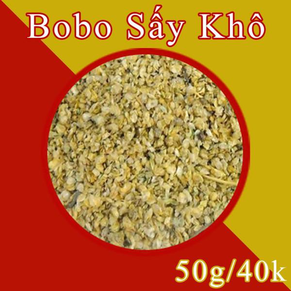 Bobo sấy khô hủ 50g thức ăn cho cá cảnh