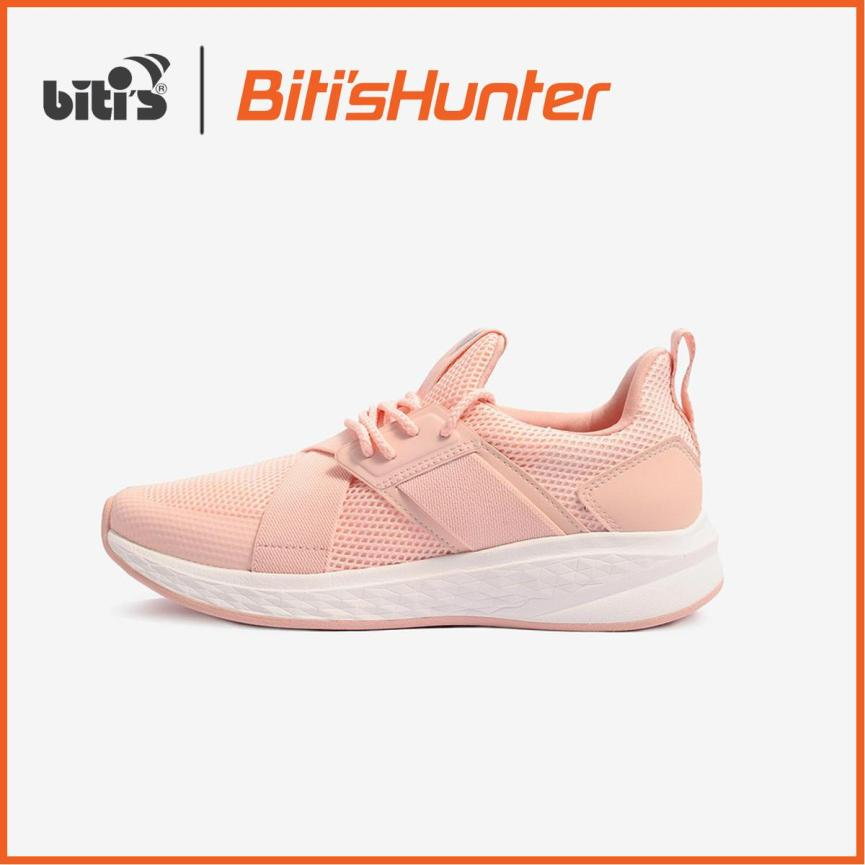 Giày Thể Thao Nữ Bitis Hunter Girls Steps – Pink DSWH01000HOG giá rẻ