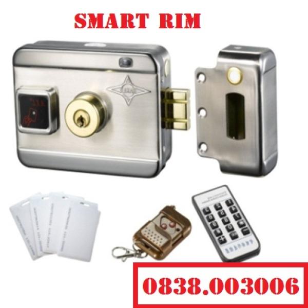 Khóa cổng điện tử SMART RIM RFID SG-201