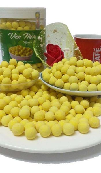 500G - Kẹo Mầm Đậu Nành Nguyên Xơ giá rẻ