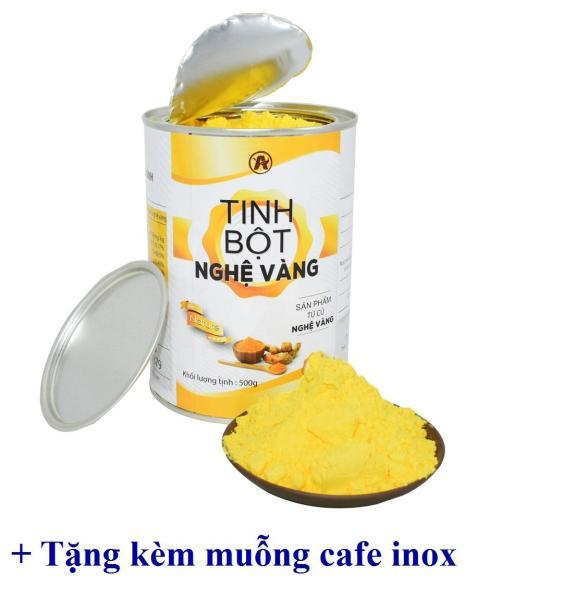 [500gr] Tinh bột nghệ vàng An Bình (1 lon) giá rẻ