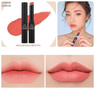 Son Thỏi Lì 3CE Slim Velvet Lip Mellow Peach (Cam Đào) - Hàn Quốc thumbnail