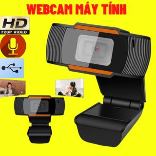 [Bảo Hành 12 Tháng]-Webcam Máy Tính Có Mic 720P,Webcam Pc,Live Strem,Học online,Call video,Nói Chuyện Hội Nhóm thumbnail