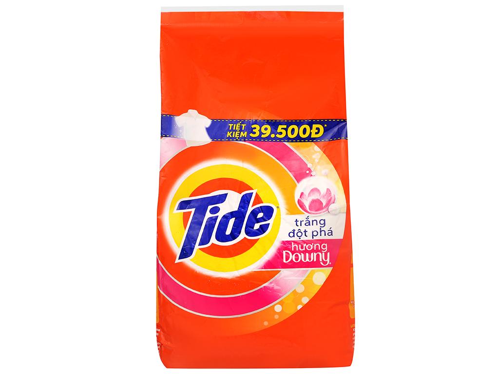 Bột Giặt Tide Trắng đột Phá Hương Downy 5kg Siêu Khuyến Mại