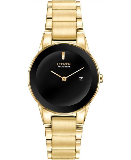 Nơi bán CITIZEN GA1052-55E AXIOM GOLD WOMENS WATCH 30MM