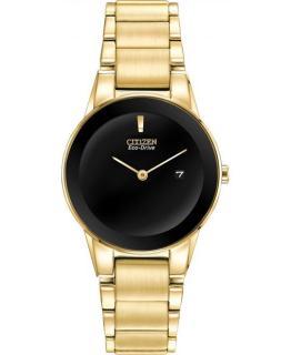 CITIZEN GA1052-55E AXIOM GOLD WOMEN S WATCH 30MM thumbnail