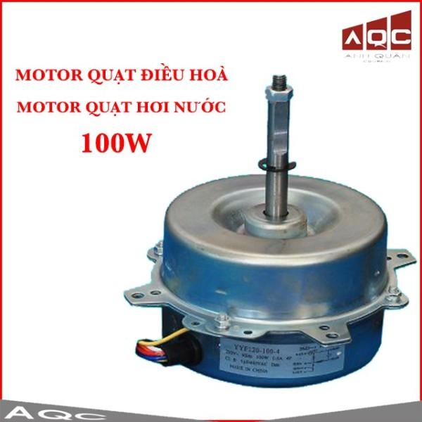 Motor quạt hơi nước Motor quạt điều hoà 100w 3 tốc độ lõi đồng nguyên chất