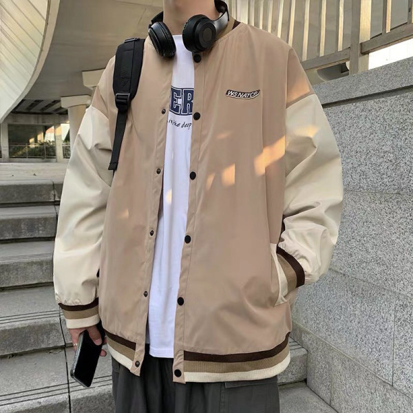 Áo khoác dù nhẹ nam nữ Unisex Kiểu BOMBER 2 màu WASSTANI HOT