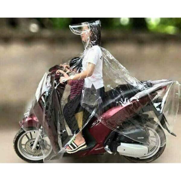 Áo mưa trong suốt kèm khẩu trang, cam kết hàng đúng mô tả, chất lượng đảm bảo an toàn đến sức khỏe người sử dụng