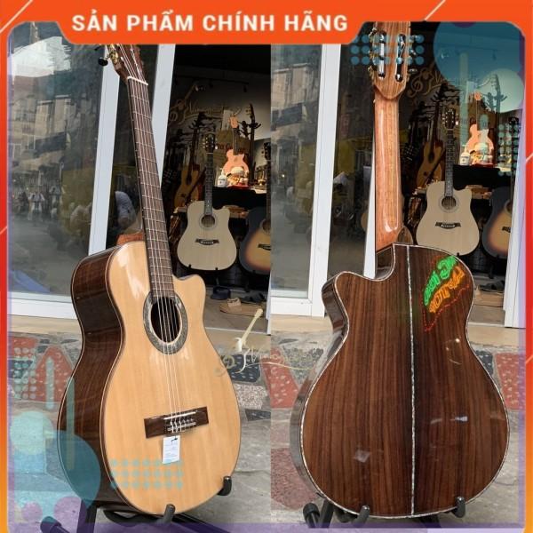 Đàn guitar Classic VG-ClCV - Phân phối chính hãng bởi nhaccu3so