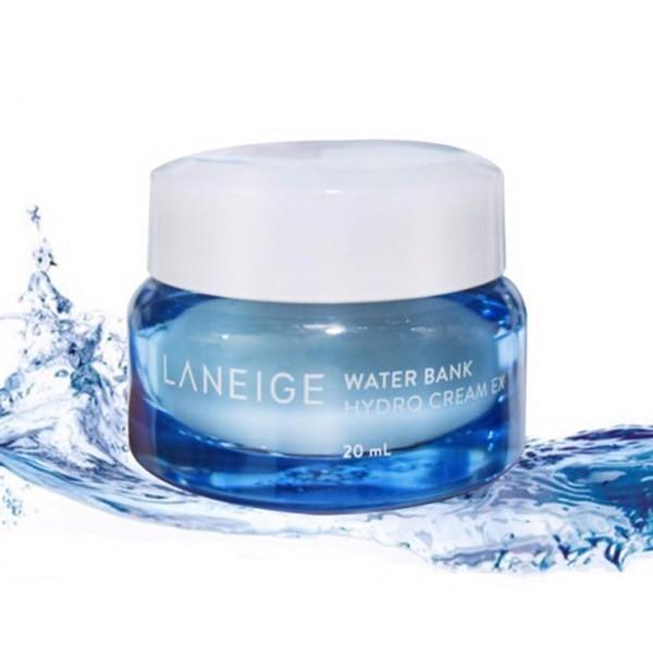 KEM DƯỠNG ẨM Cấp Nước Laneige Water Bank Hydro Cream EX 200ml +50ml Dành cho da dầu Frorence86 Store