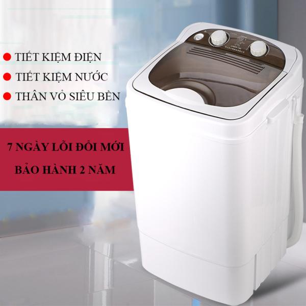Bảng giá Máy giặt 7kg thùng đơn nắp trên mini bán tự động giặt tia UV diệt khuẩn giặt nhanh sạch tiết kiệm điện Điện máy Pico