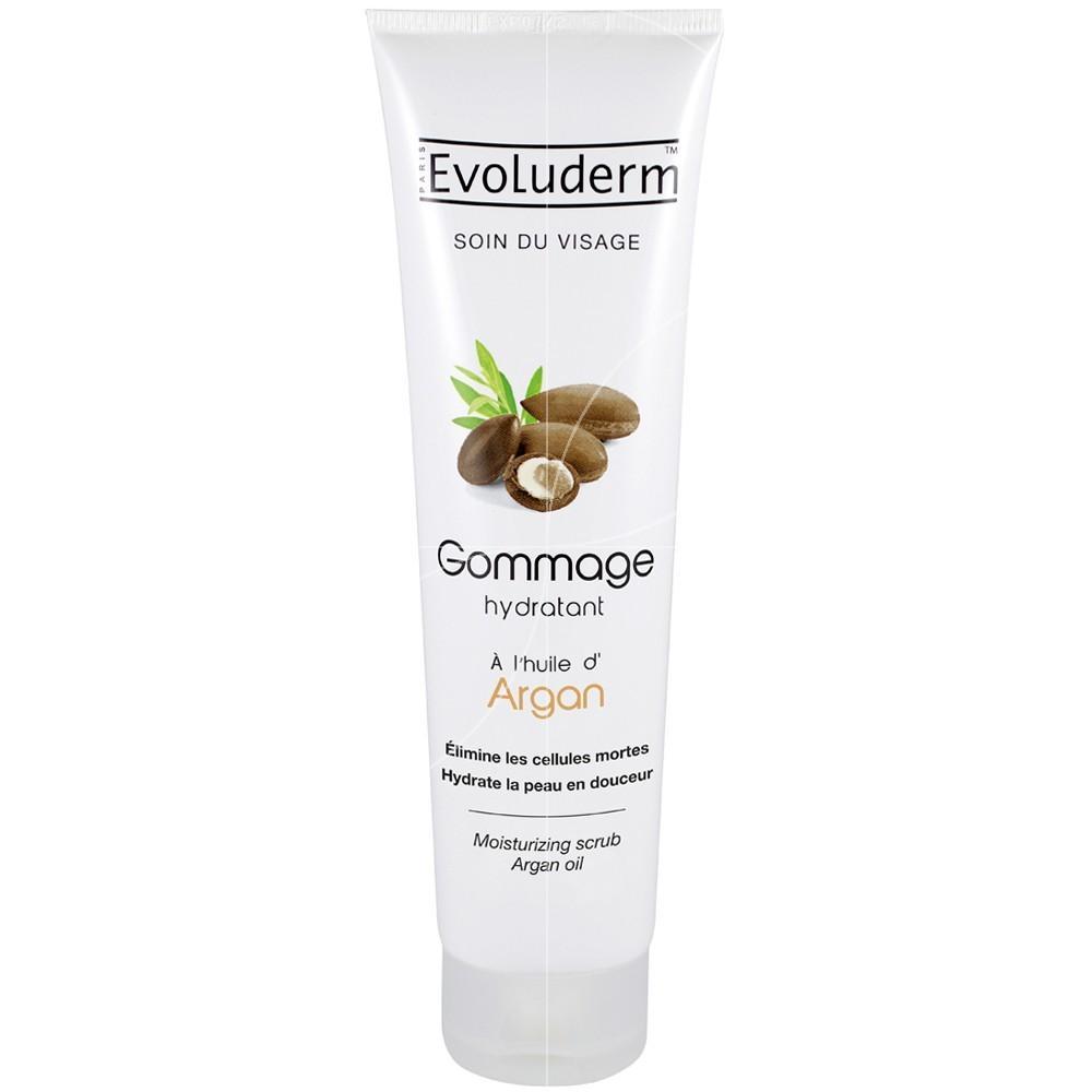 Tẩy Tế Bào Chết  Dưỡng Ẩm Cho Mặt Evoluderm Gommage Hydratant Argan 150ml tốt nhất