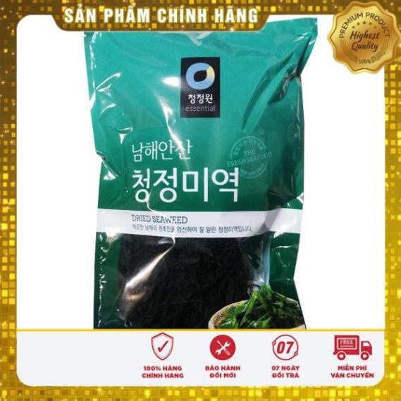 Rong Biển Khô Nấu Canh Daesang Nhập Khẩu Hàn Quốc Hàn Quốc Gói 25G