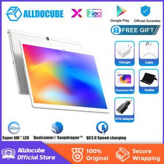 Máy Tính Bảng Android Alldocube X Neo Máy Tính Bảng ROM 10.5 Inch Super AMOLED 2.5K 2560 × 1600 Hai SIM LTE 4G Snapdragon 660 4GB RAM 64GB Bluetooth 5.0