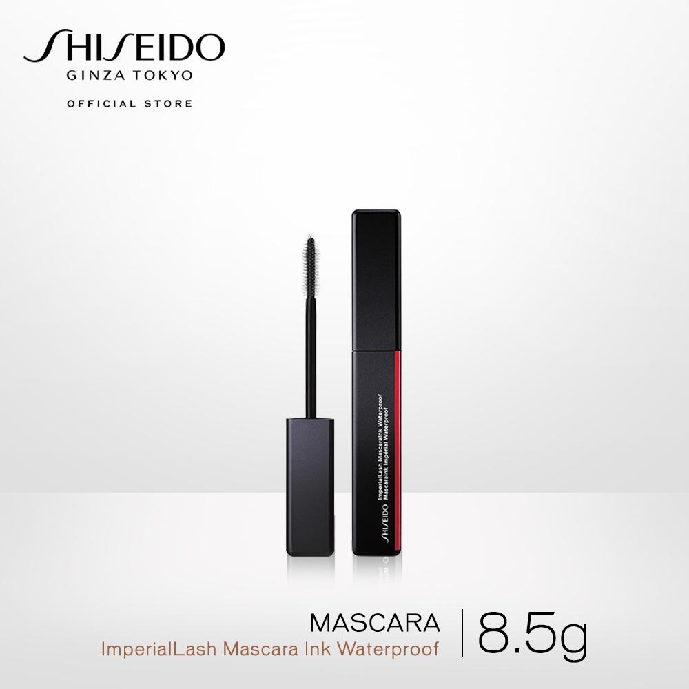Mascara chống thấm nước Shiseido ImperialLash MascaraInk Waterproof