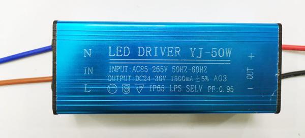NGUỒN DRIVER CHO CHÍP LED 50W