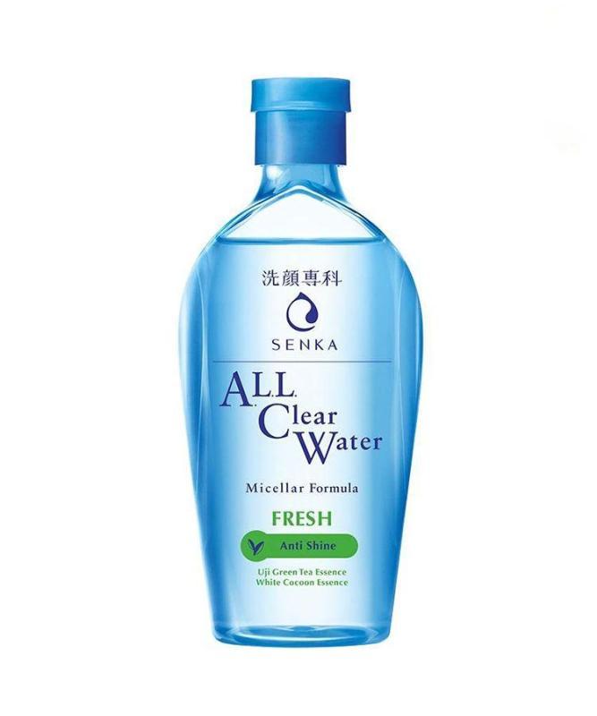 Nước Tẩy Trang Senka All Clear Water Micellar Formula 230ml nhập khẩu
