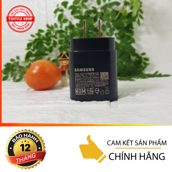 [Chính hãng] Củ Sạc Nhanh PD 25W Samsung note 10