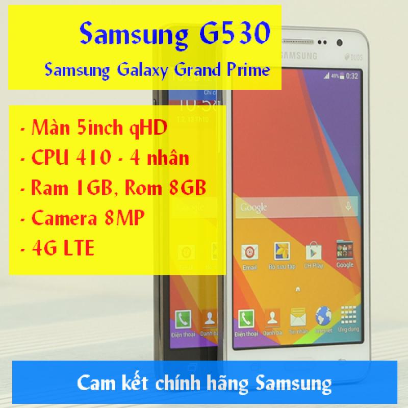 điện thoại giá rẻ - Samsung G530 Samsung Galaxy Grand Prime G530
