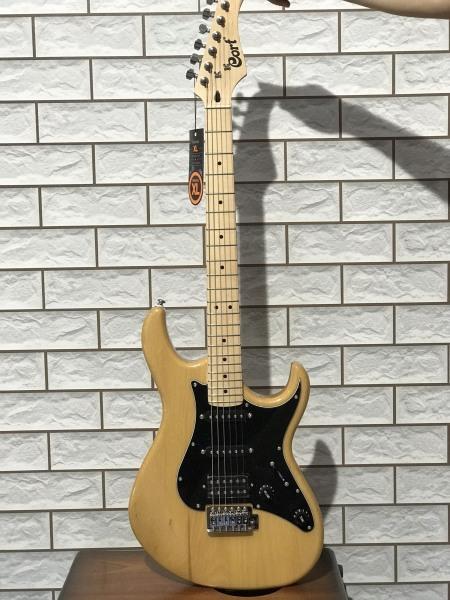 Guitar - Guitar Điện - Guitar Điện Cort G200dx Màu vàng