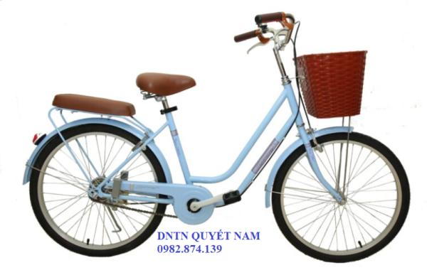 Phân phối Xe đạp Thống nhất nữ LD 24