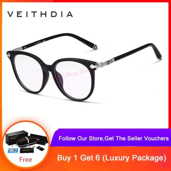 Mua VEITHDIA Unisex Blu-ray Máy Tính Kính mắt kính Gọng Kính Mắt Nam/Nữ V8003