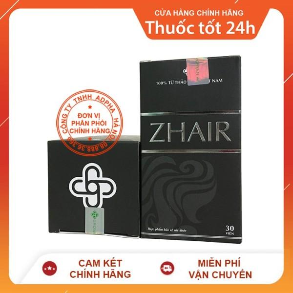 ZHAIR - Đặc trị rụng tóc hói đầu tóc bạc sớm giá rẻ