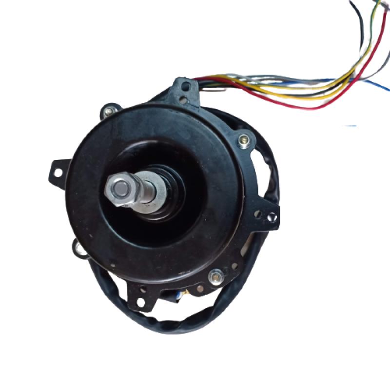 Motor quạt điều hòa hơi nước trục 12mm công suất 90w -120w-160w-200w -lõi đồng tặng thêm một tụ điện và sơ đồ đấu nối