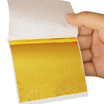 Mua 1000 lá nguyên liệu dát vàng loại A04