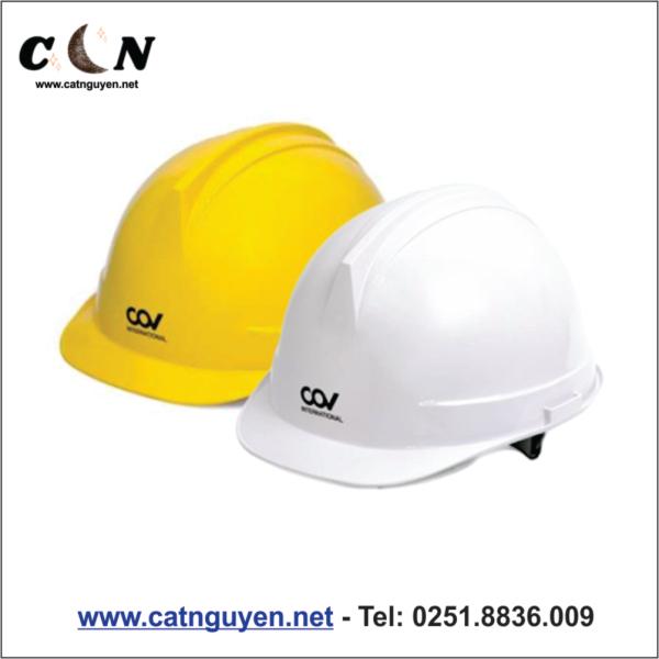 Nón bảo hộ COV HF-005, nón bảo hộ lao động