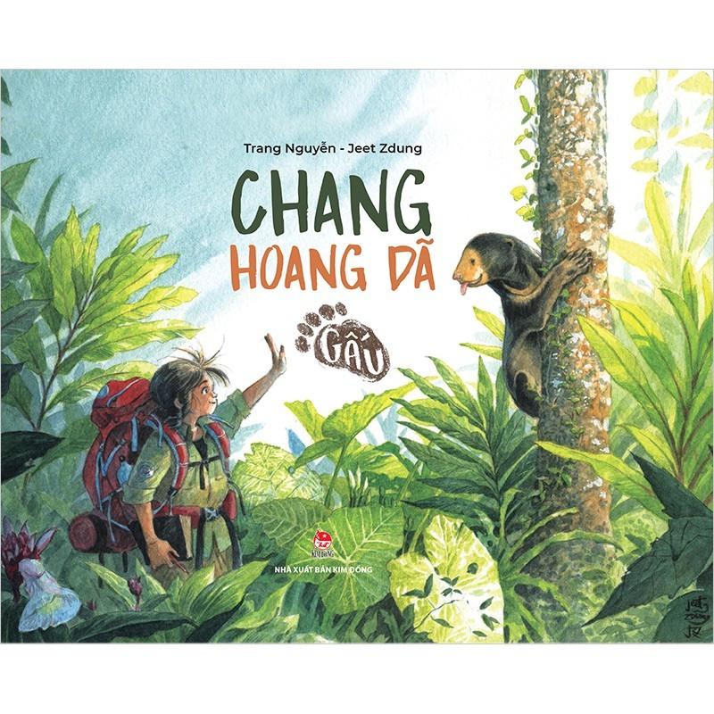 Sách - Chang hoang dã - Gấu