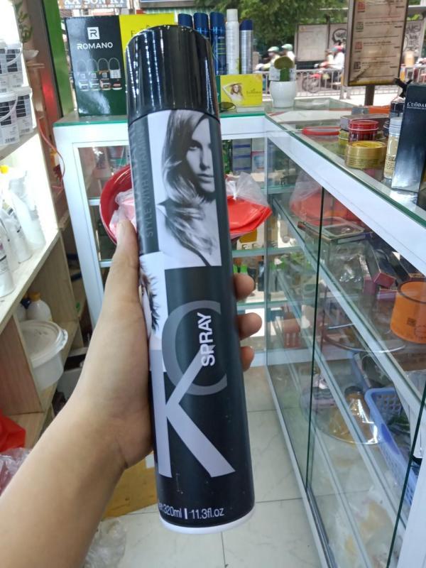 Keo xịt tóc buttrefly bạc 320ml giá rẻ